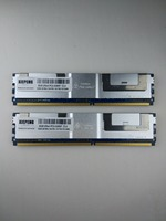 for IBM BladeCenter HS21 Type 8853 XM 1915 7995 Server RAM 16GB DDR2 ECC Fully Buffered 8GB 667MHz FB DIMM 4GB PC2 5300F 1.8V