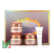 Floral Youth Skin Care Cream Set whitening day and night cream 3 in 1 origins plantscription youth renewing power night cream