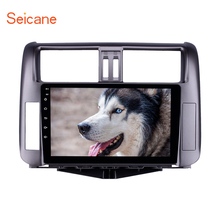 Seicane Android 8.1 9 inch Car Multimedia player For Toyota Prado 150 2010 2011 2012 2013 2din GPS Navigation support AUX USB