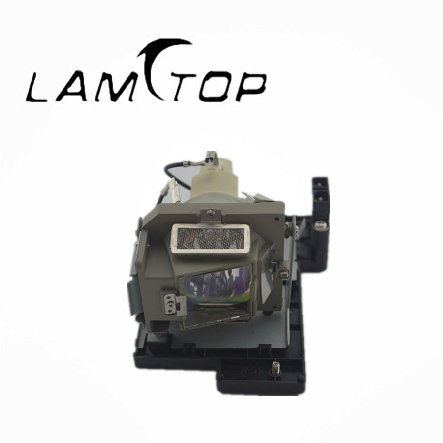 FREE SHIPPING   LAMTOP  projector lamp with housing   DE.5811116037  for   DX617