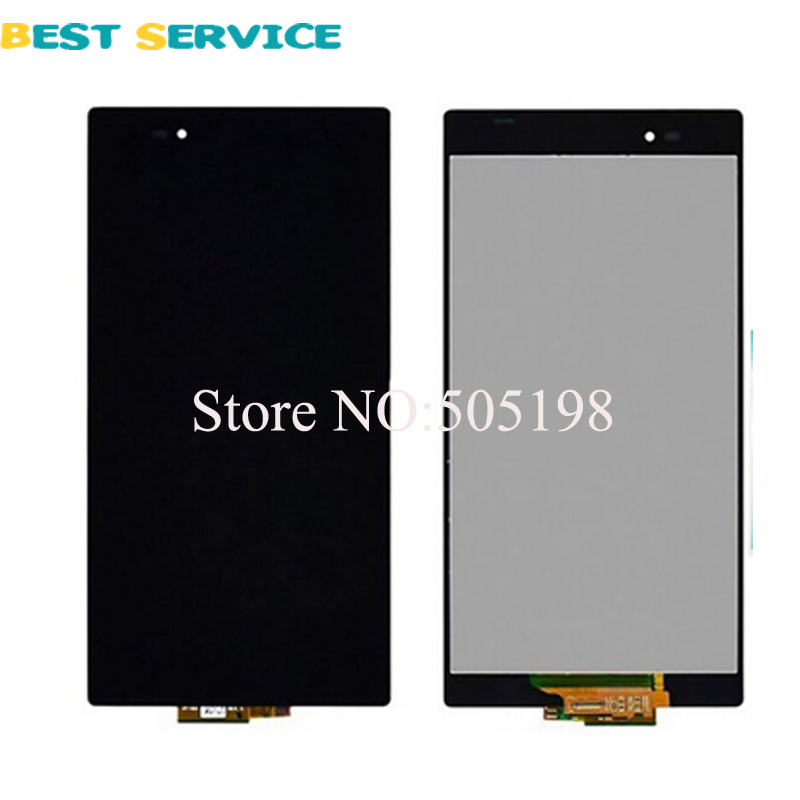 5pcs/lot Black For Sony Xperia Z1 L39H C6902 C6903 LCD Screen Display with touch screen digitizer full assembly free shipping 1 pcs l39h black lcd display touch screen digitizer assembly for sony xperia z1 l39h c6902 c6903 free shipping