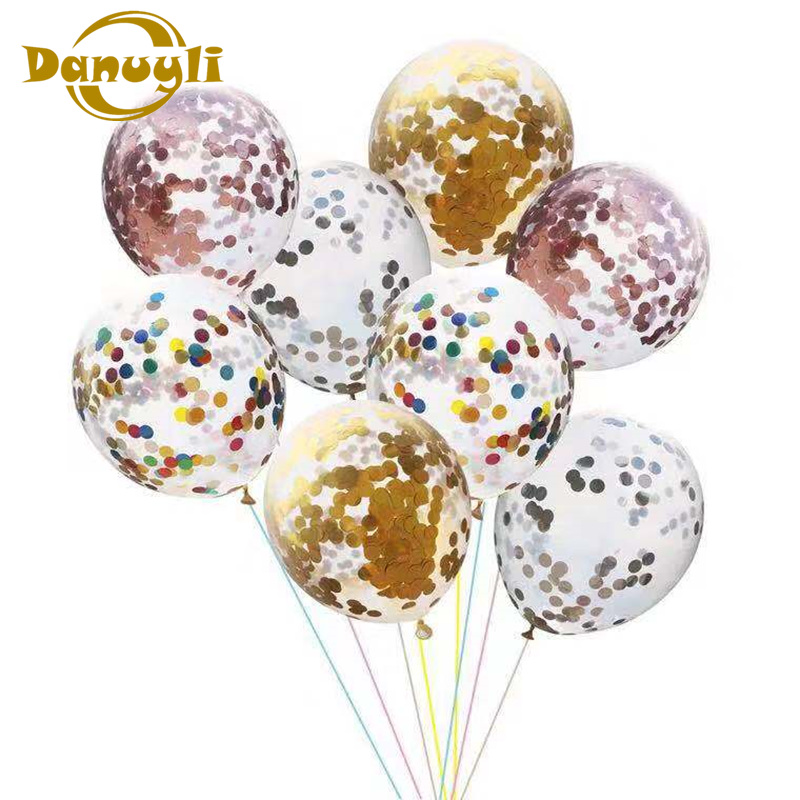 "US 20pc 12/"" Colorful fest Latex Helium Balloons Birthday Wedding Party Decor"