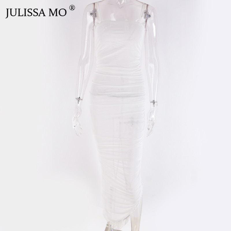 Spilt Bodycon Dress 5