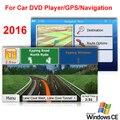8 gb cartão micro sd do gps do carro de navegação 2016 software de mapas para a europa, itália, frança, reino unido, holanda, espanha, turquia, alemanha, áustria e etc.