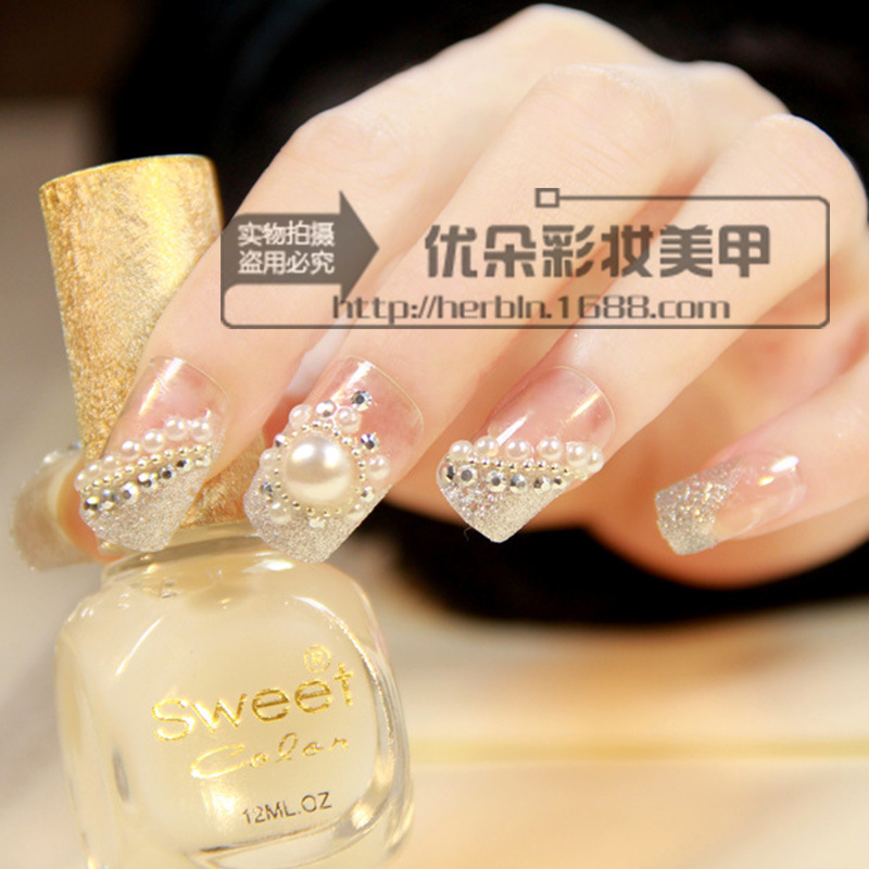 Nail art decals for sale gallery nail art and nail design ideas stickers volkswagen picture more detailed picture about how sale how sale elegant pearl nail art patch prinsesfo Choice Image