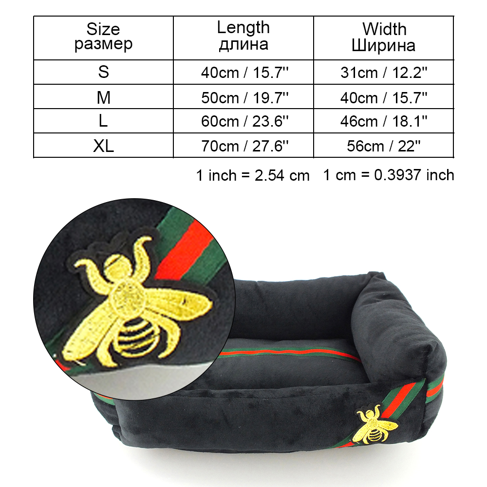 Pet Dog Bed Sofa Dog Waterproof Bed For Small Medium Large Dog Mats Bench Lounger Cat Chihuahua Puppy Bed Mat Pet House Supplies (20)