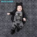 Bear Leader Baby 2016 new style Baby clothes sets summer baby girls clothing sets baby boy clothes set short-sleeve and pants