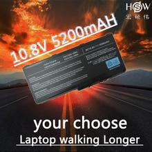 цена на HSW laptop battery for Dynabook Qosmio GXW/70LW,Qosmio 90LW,97K,97L,G65,G65W G60 X500 X505 Satellite P500  bateria akku