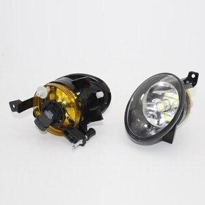 Image 5 - 2pcs Car LED Light For VW Touareg 2011 2012 2013 2014 2015 Car styling Front Bumper LED Car Fog Light LED Fog Lamp