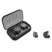 5.0 Wireless Bluetooth earphones In-Ear Earbuds Stereo Bass Sound Mini True
