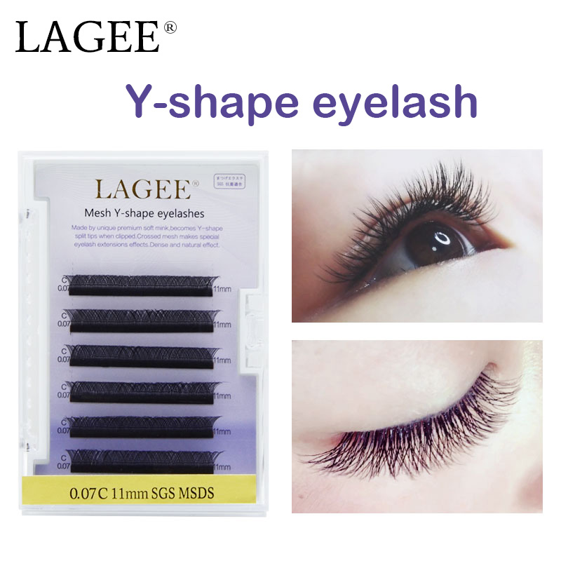 Y Shape Eyelash Extensions Supplier Wholesale Premade