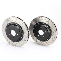 Brake disc 330*28mm with center hats for 1999 Lexus Altezza is200 for CP5200 brake calipers