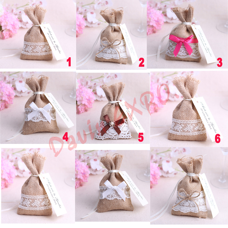 Favor Boxes/Bags Wedding Party Birthday Gift Candy Box-in Candy Boxes ...