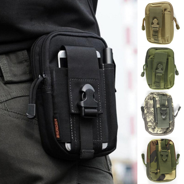 Outdoor Multifunctional Tactical Drop Oxford Cloth Bag  Motorcycle Pack 5 Colors