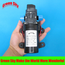 Hot Selling 12V DC 45W high pressure micro diaphragm water pump automatic
