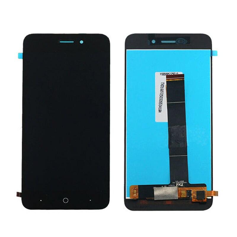 imágenes para Prueba del 100 para zte blade a601 ba601 pantalla lcd con touch digitalizador asamblea reemplazo envío gratis negro