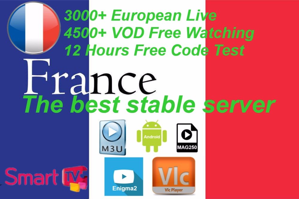 Europe iptv include Spain Germany UK France Italy Belgium Poland Arabic Sweden Norway Denmark Channels adult package