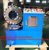 BNT68 Pressing Range 1 4 2 Automatic Hydraulic Press Hose