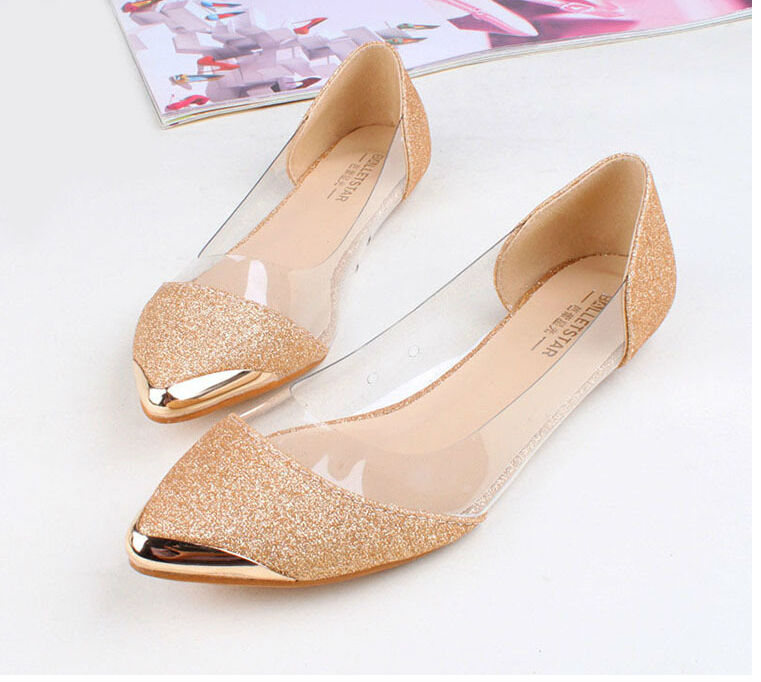 New 2014 Women Gladiator Sandal Wedges Flat Shoes Summer Sexy Gold