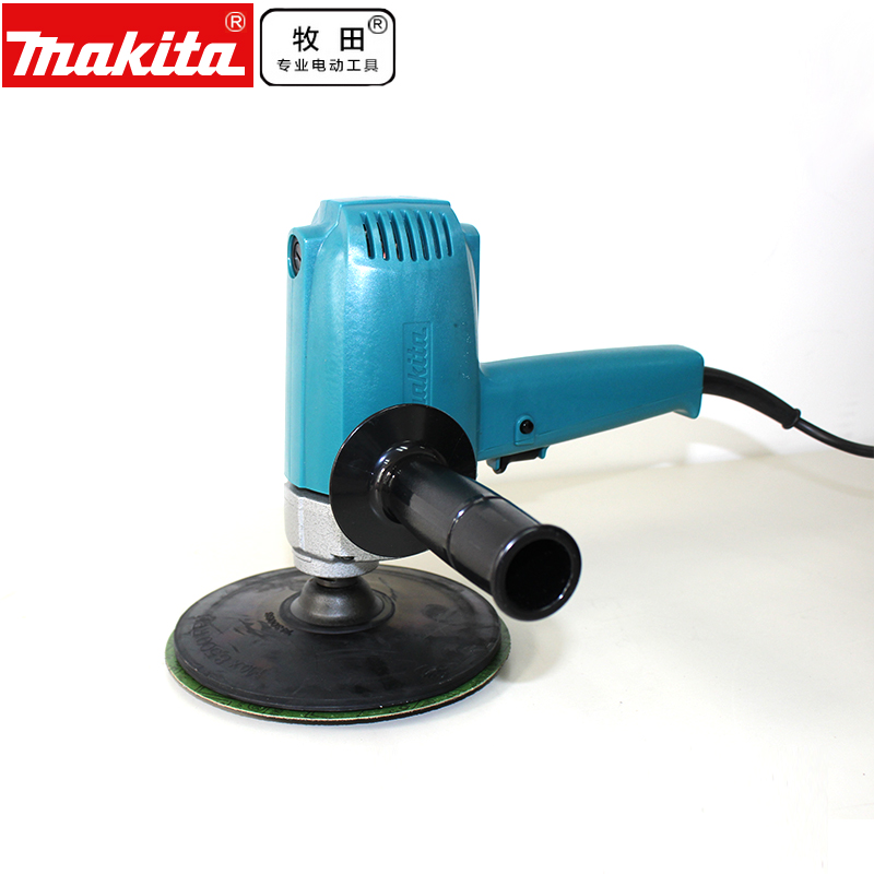Makita Polishing Machine 9218SB Car Beauty Polishing Machine Grinding  Machine Grinding Stone Floor Waxing Machine In Polishing Pad From Home  Improvement On ...