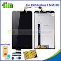 Оригинальный Мобильный Телефон ЖК-Сборка Для Asus Zenfone 2 ZE551ML Z00AD Z00ADB Z00ADA Дисплей с Дигитайзер Сенсорный Экран Стекла + Подарки
