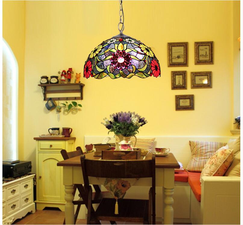 ᐃEnvío Gratis Bohemia colgante luces d30cm vintage industrial ...