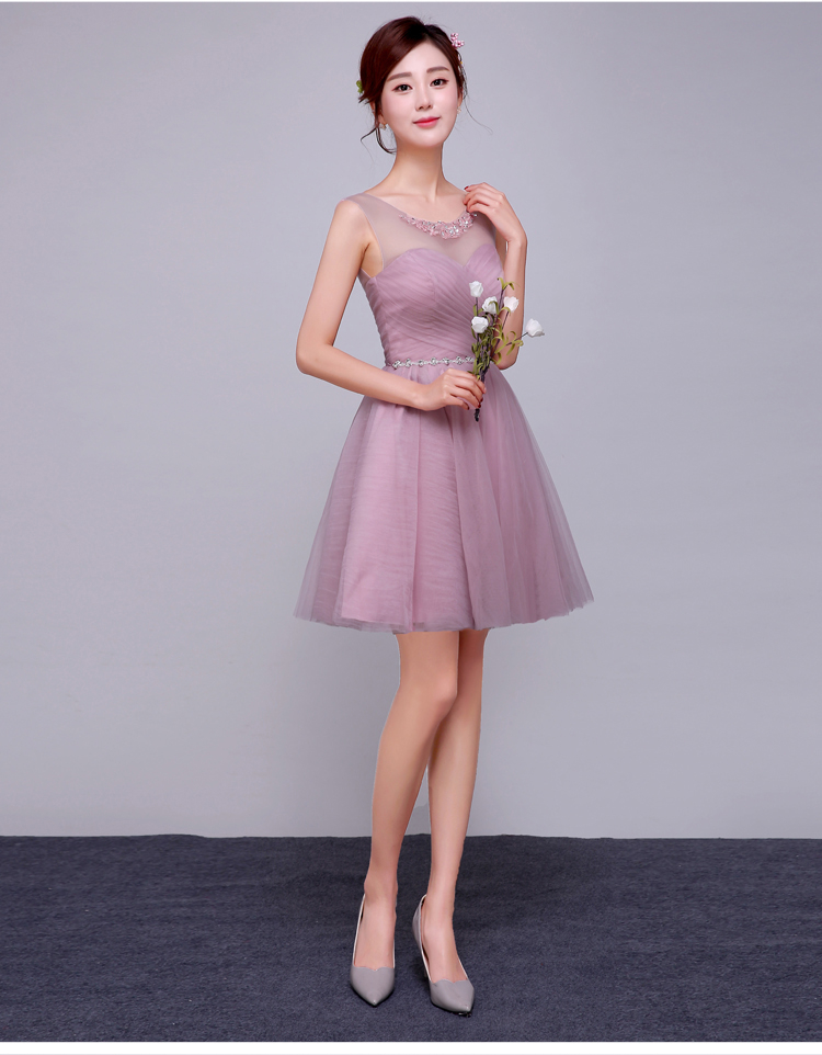 hortelã cinza contas de festa vestido para baile de formatura vestido