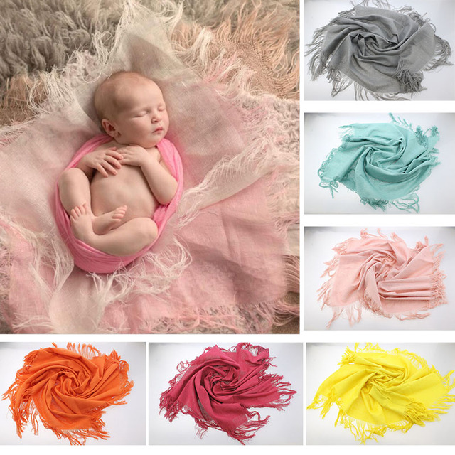 9bb327f16f1 Baby Blankets Newborn Photography Props Soft Tassel Wraps Photo Prop  Background Autumn A013 Baby Scarf Woman Shawl Accessories