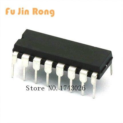 Оригинальный 20 шт. /лот SN74HC139N HD74HC139P DIP16 логическая микросхема сигнал переключатель для поверхностного монтажа ИС
