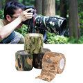 5cmx4.5m Army Camo Outdoor Hunting Shooting Tool Camouflage Stealth Tape Waterproof Wrap Durable new arrival