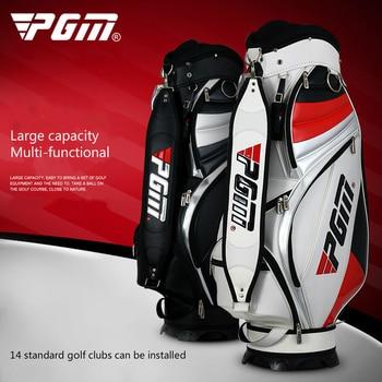 For Sale Golf Standard Bag High Quality PU Golf Gun Bag Portable Golf Bag