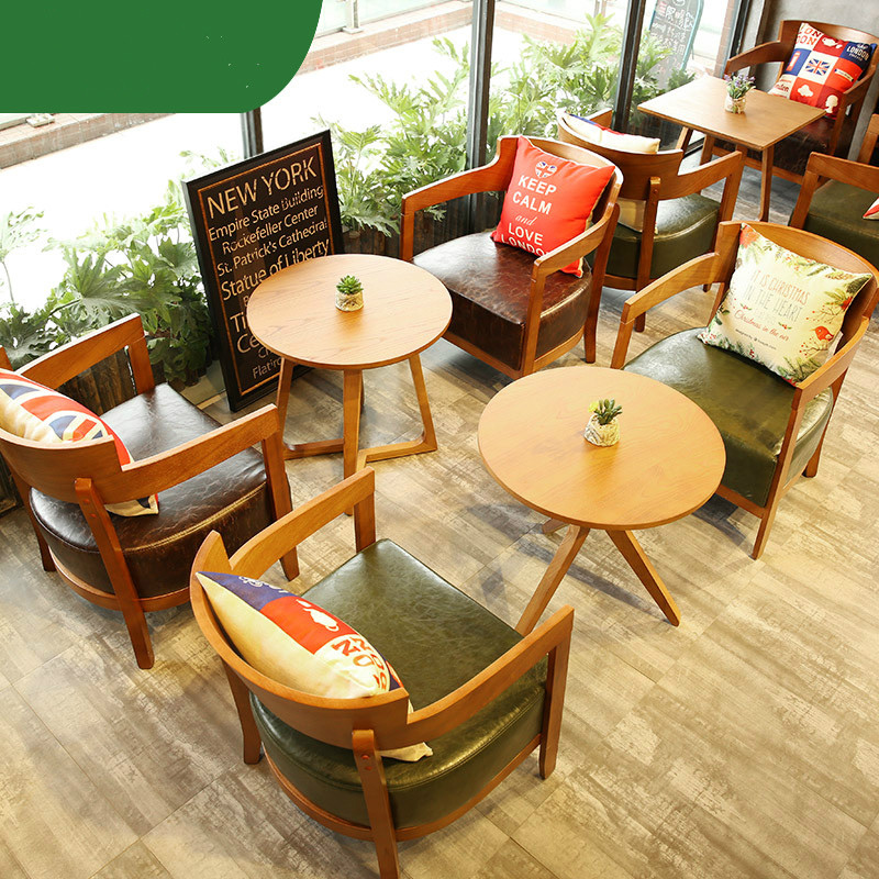 Louis Fashion Cafe Chairs Cafe Tables Northern Europe Style Chairs