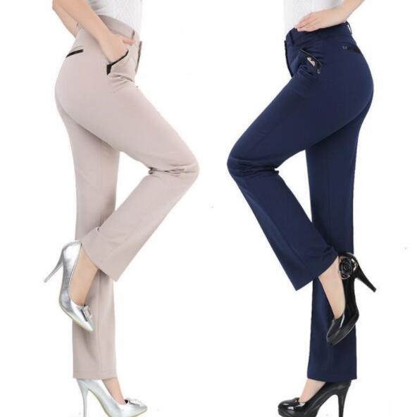 Las 10 Mejores Pantalones De Tela Para Dama Brands And Get Free Shipping A90lf5hm