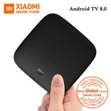 Mondial Verison Xiao mi mi Boîte 3 Android TV 8.0 Boîte Amlogic S905X Quad core Cortex-A53 2 gb 2.4/ 5g WIFI 802.11a/b/g/n/ac Android(China)