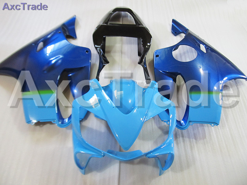 Moto Motorcycle Fairing Kit For Honda CBR600RR CBR600 CBR 600 F4i 2001-2003 01 02 03 ABS Plastic Fairings fairing-kit Blue C156 gray moto fairing kit for honda cbr600rr cbr600 cbr 600 f4i 2001 2003 01 02 03 fairings custom made motorcycle injection molding