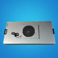 Fan filter unit FFU high efficient air purifier filter one hundred laminar flow hood clean shed with centrifugal air blower