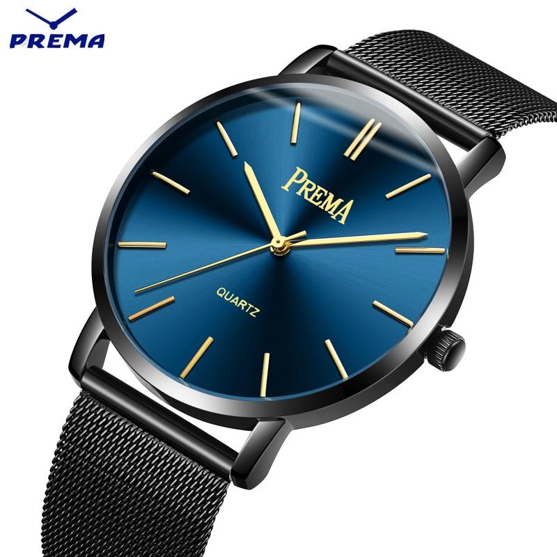 Pareja Watch Mens Women relojes de pulsera de cuarzo masculino - Relojes para mujeres