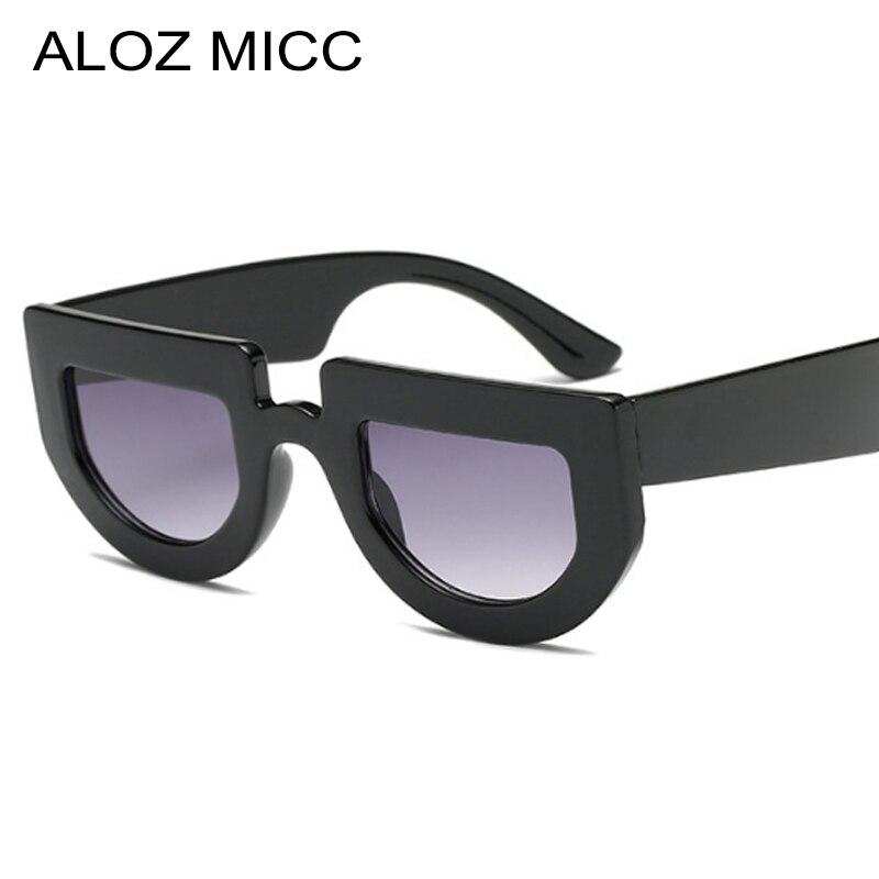 ALOZ MICC Fashion Cat Eye font b Sunglasses b font font b Women b font 2018