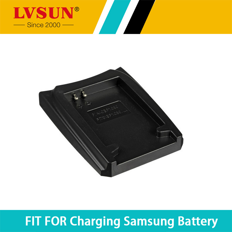LVSUN BP-1030 BP1030 Rechargeable Battery Adapter Plate Case For <font><b>Samsung</b></font> NX200 NX300 <font><b>NX1000</b></font> NX210 NX2000 Batteries <font><b>Charger</b></font> image