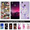 Case for Doogee X5 Max Funda Luxury Cartoon Back Cover for Doogee x5 Max Pro Patterned Coque for doogee X5Max Pro Case Protector