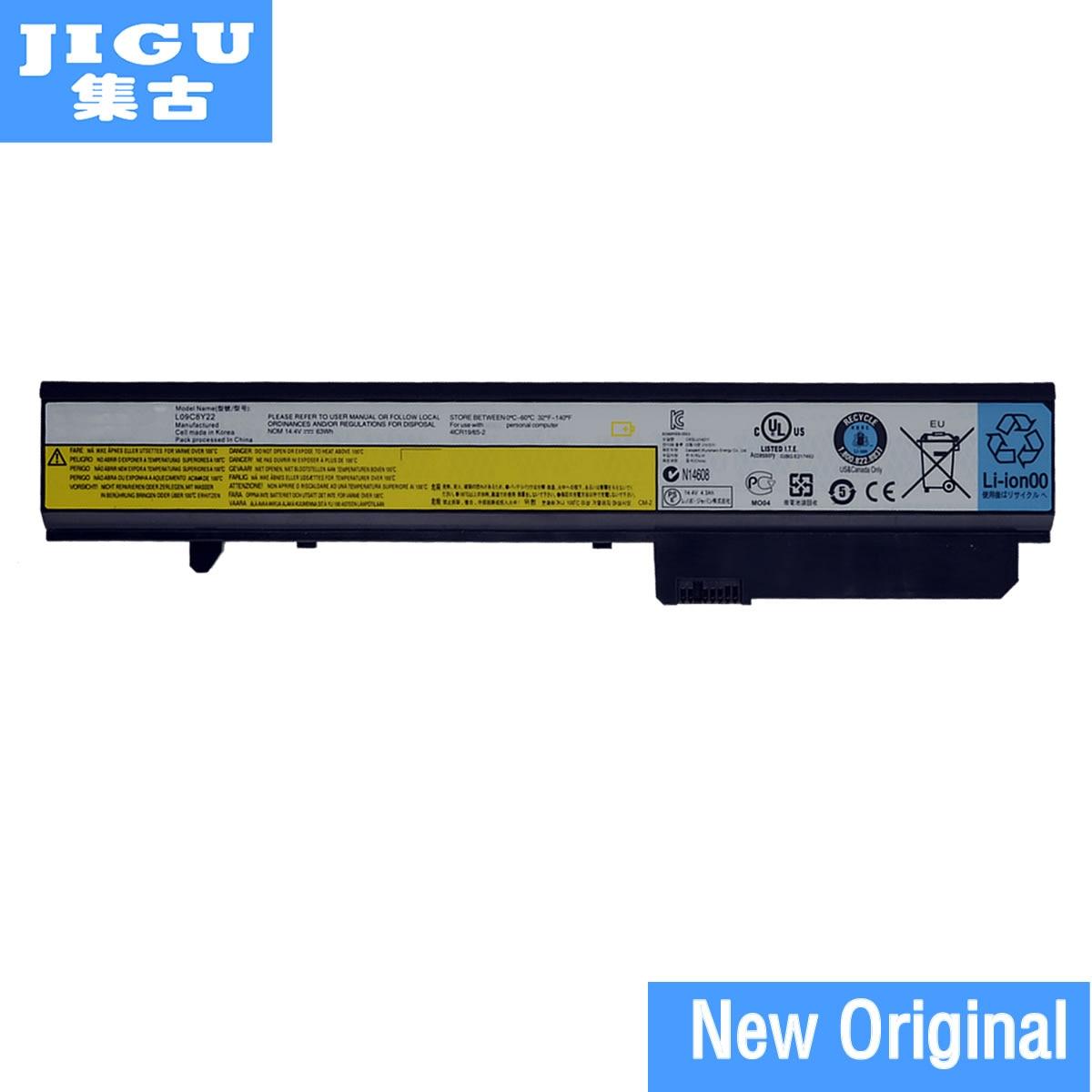 JIGU L09N8T22 L09N8Y22 L09P8Y22 LO9P8Y22 Original laptop Battery For Lenovo for IdeaPad U460 14.4V 64WH laptop batteries for lenovo ideapad u350 20028 l09n8p01 l09c4p1 14 8v 8 cell