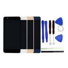 2017 Nouvelle Arrivée Pour Huawei P10 Lite LCD Display + Tactile écran de Remplacement 5.2 pouce P10 Lite Pièces de Téléphone Cellulaire Avec Livraison outils