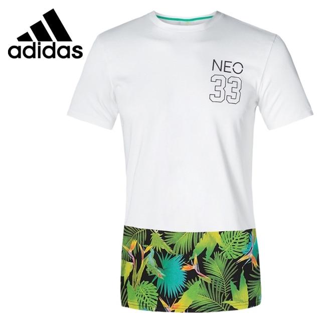 Original Adidas NEO Label Men's T-shirts Sportswear