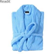 Халат женский Для женщин хлопок Для ванной роковой домашний халат махровый Для ванной Халаты кимоно Халаты Полотенца мужской Халат длинные пижамы pa1822