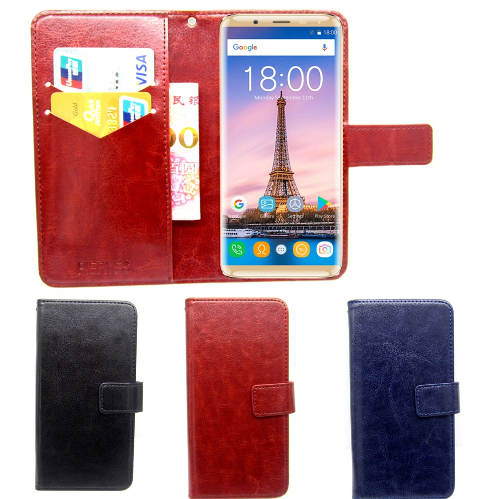 Casteel Classic Flight Series high quality PU skin leather case For Wiko Y60 Case Cover Shield in Wallet Cases from Cellphones Telecommunications