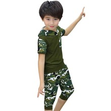 casual  outwear camouflage
