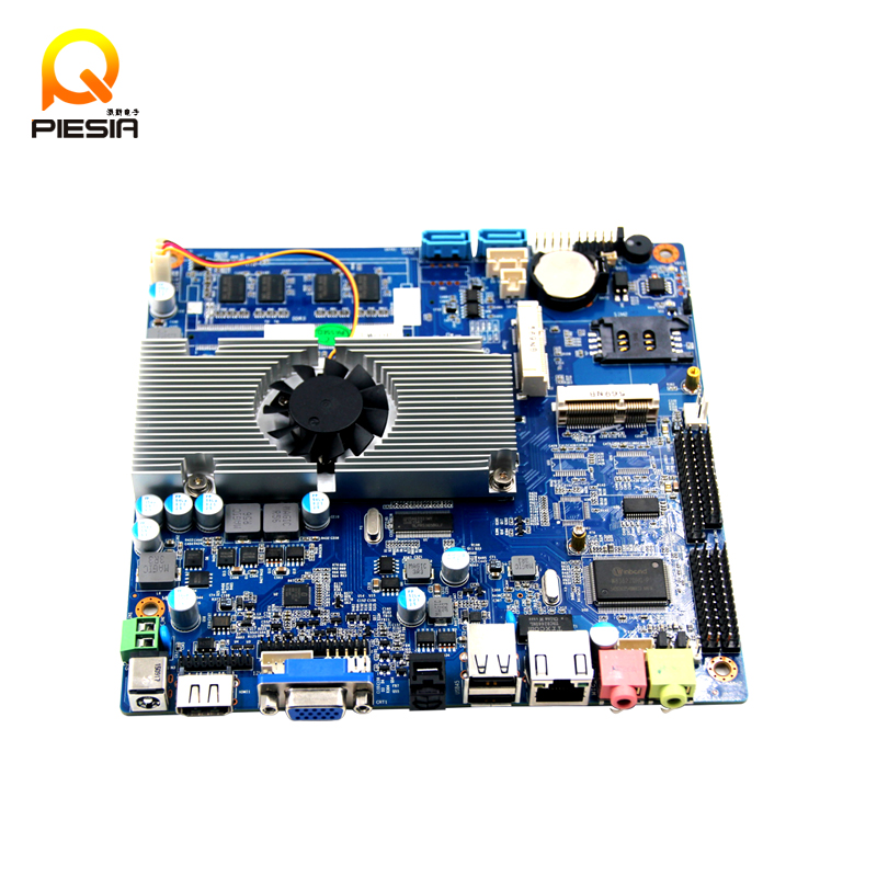 все цены на  Hot sale mini itx motherboards with ATOM 2700 processor , MemoryDDR3, lvds  онлайн
