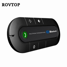 Bluetooth Car Kit MP3 Music Player Multipoint Speaker Phone 4.2 EDR Wireless Handsfree for Earphone  for IPhone Android Phone #2