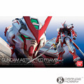 OHS Bandai RG 19 1/144 MBF-P02 Gundam Astray Red Frame Mobile Suit Assembly Model Kits