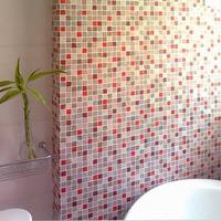 Kitchen anti oil sticker mosaic tiles and tiles